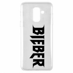 Чехол для Samsung A6+ 2018 Bieber