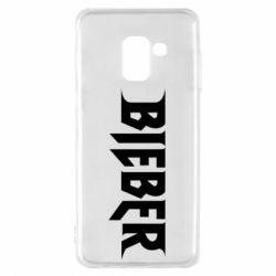 Чехол для Samsung A8 2018 Bieber