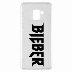 Чехол для Samsung A8+ 2018 Bieber