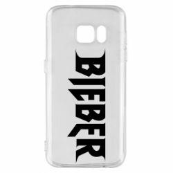 Чехол для Samsung S7 Bieber