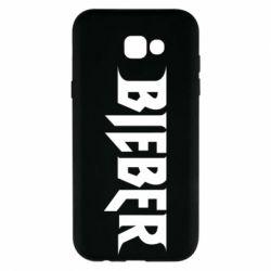 Чехол для Samsung A7 2017 Bieber