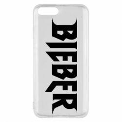 Чехол для Xiaomi Mi6 Bieber