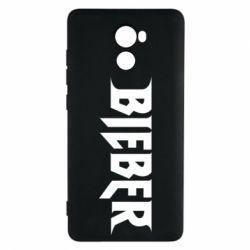Чехол для Xiaomi Redmi 4 Bieber