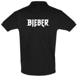 Мужская футболка поло Bieber