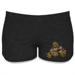 Женские шорты Big Bear - FatLine