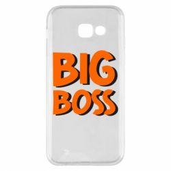 Чехол для Samsung A5 2017 Big Boss