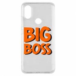 Чехол для Xiaomi Mi A2 Big Boss