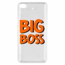 Чехол для Xiaomi Mi 5s Big Boss