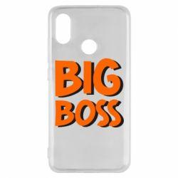Чехол для Xiaomi Mi8 Big Boss