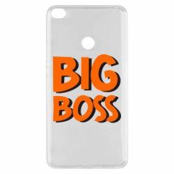 Чехол для Xiaomi Mi Max 2 Big Boss
