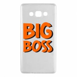 Чехол для Samsung A7 2015 Big Boss