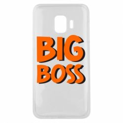 Чехол для Samsung J2 Core Big Boss