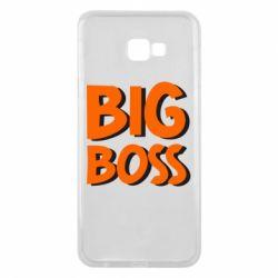 Чехол для Samsung J4 Plus 2018 Big Boss