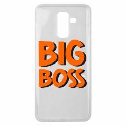 Чехол для Samsung J8 2018 Big Boss
