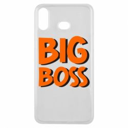Чехол для Samsung A6s Big Boss