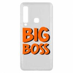Чехол для Samsung A9 2018 Big Boss
