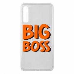 Чехол для Samsung A7 2018 Big Boss