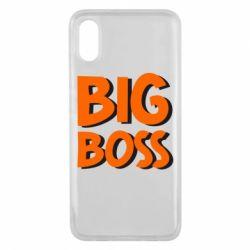 Чехол для Xiaomi Mi8 Pro Big Boss