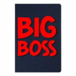 Блокнот А5 Big Boss