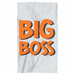 Полотенце Big Boss