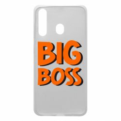 Чехол для Samsung A60 Big Boss