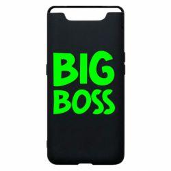 Чехол для Samsung A80 Big Boss