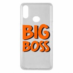 Чехол для Samsung A10s Big Boss
