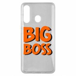 Чехол для Samsung M40 Big Boss