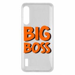 Чохол для Xiaomi Mi A3 Big Boss