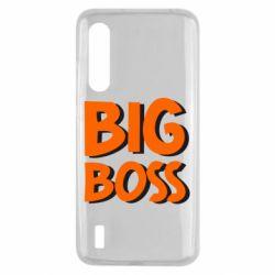 Чехол для Xiaomi Mi9 Lite Big Boss