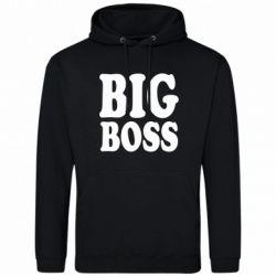 Мужская толстовка Big Boss - FatLine