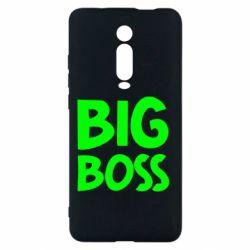 Чехол для Xiaomi Mi9T Big Boss