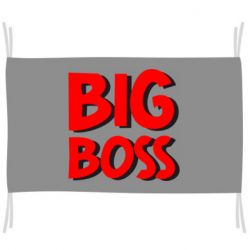 Флаг Big Boss