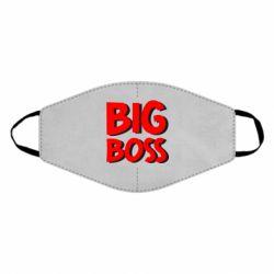 Маска для лица Big Boss