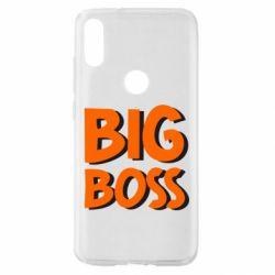 Чехол для Xiaomi Mi Play Big Boss