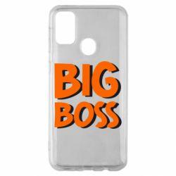 Чехол для Samsung M30s Big Boss