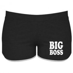 Женские шорты Big Boss - FatLine