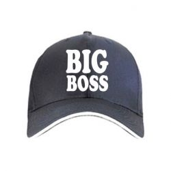 Кепка Big Boss