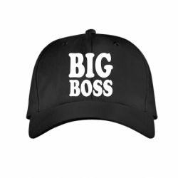 Детская кепка Big Boss - FatLine