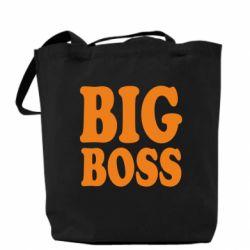 Сумка Big Boss