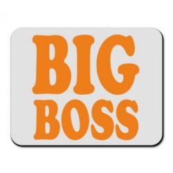 Коврик для мыши Big Boss