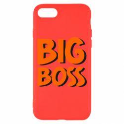 Чехол для iPhone 7 Big Boss