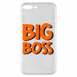 Чехол для iPhone 7 Plus Big Boss