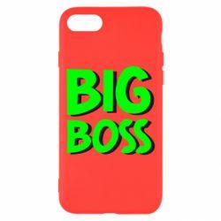 Чехол для iPhone 8 Big Boss