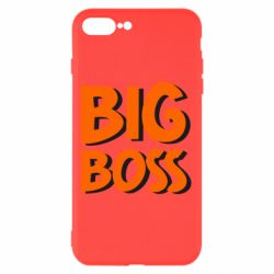 Чехол для iPhone 8 Plus Big Boss