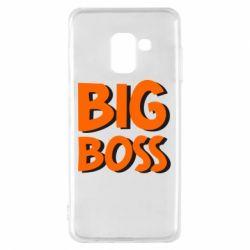 Чехол для Samsung A8 2018 Big Boss