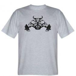 Мужская футболка Big Bull - FatLine