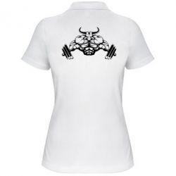 Женская футболка поло Big Bull - FatLine