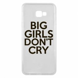Чехол для Samsung J4 Plus 2018 Big girls don't cry - FatLine