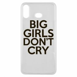 Чехол для Samsung A6s Big girls don't cry - FatLine